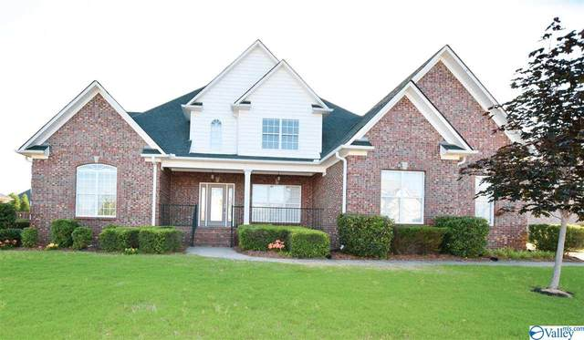 107 Natures View Lane, Huntsville, AL 35824 (MLS #1144356) :: Capstone Realty