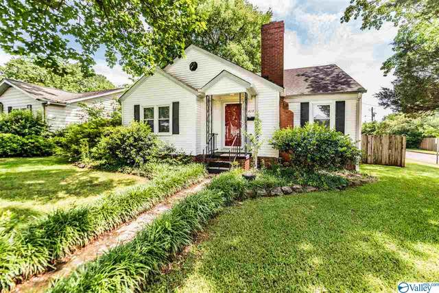 419 Rhett Avenue, Huntsville, AL 35801 (MLS #1144364) :: Amanda Howard Sotheby's International Realty