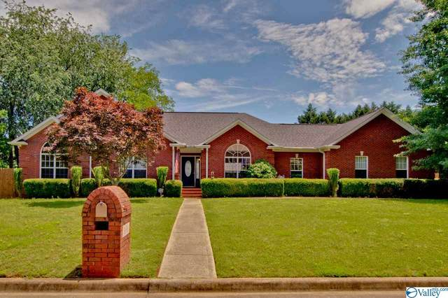 101 Chestnut Ridge Drive, Huntsville, AL 35806 (MLS #1144456) :: Amanda Howard Sotheby's International Realty