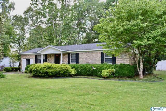 554 Scott Road, Hazel Green, AL 35750 (MLS #1144543) :: Legend Realty