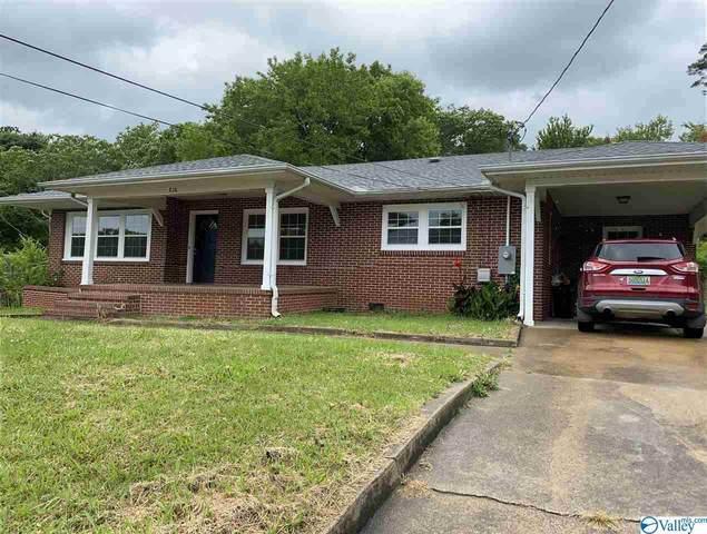 816 Rayburn Avenue, Guntersville, AL 35976 (MLS #1144568) :: Amanda Howard Sotheby's International Realty