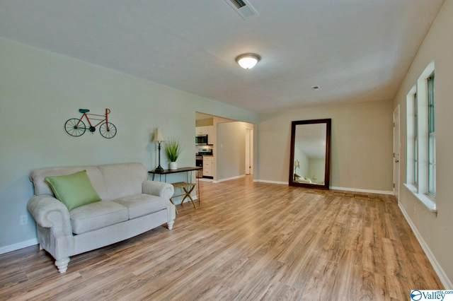 115 Daniel Street, Decatur, AL 35601 (MLS #1144584) :: Capstone Realty