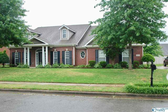 5008 Saddle Creek Circle, Owens Cross Roads, AL 35763 (MLS #1144638) :: Revolved Realty Madison