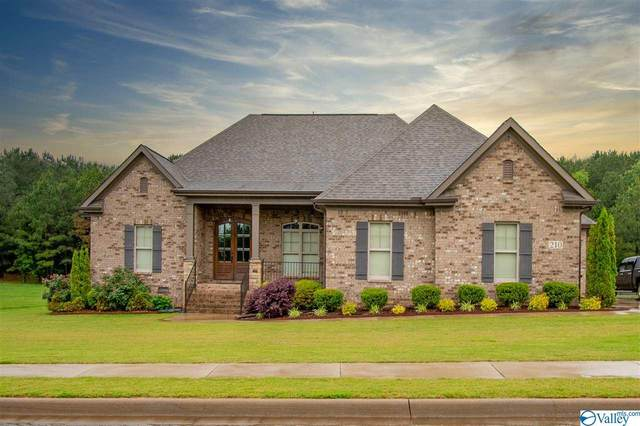 210 Buddy Tate Lane, Meridianville, AL 35759 (MLS #1144662) :: The Pugh Group RE/MAX Alliance