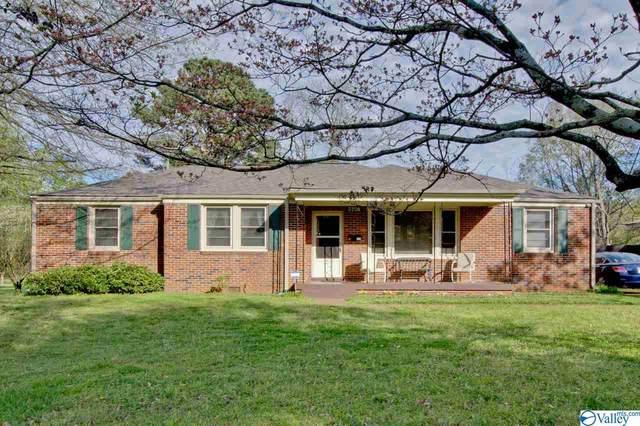 3708 Lakewood Drive, Huntsville, AL 35811 (MLS #1144673) :: Capstone Realty