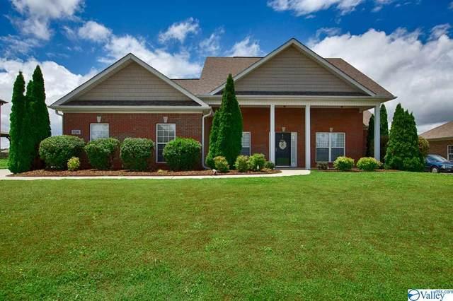 124 Meadow Ridge Drive, Hazel Green, AL 35750 (MLS #1144690) :: Capstone Realty