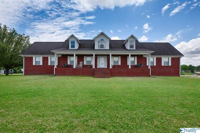 1950 Charity Lane, Hazel Green, AL 35750 (MLS #1144702) :: Legend Realty