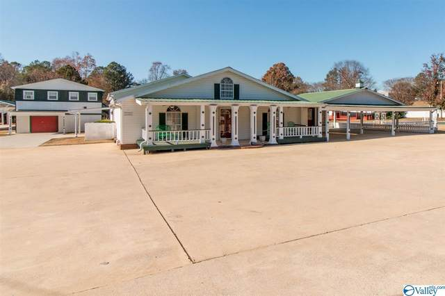 3921 Winchester Road, New Market, AL 35761 (MLS #1144709) :: The Pugh Group RE/MAX Alliance