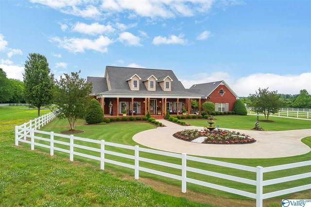 219 Juell Lane, Owens Cross Roads, AL 35763 (MLS #1144776) :: Revolved Realty Madison