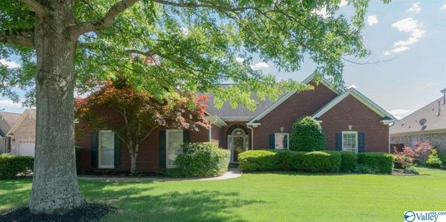 4807 Tomahawk Trail, Decatur, AL 35603 (MLS #1144791) :: Revolved Realty Madison