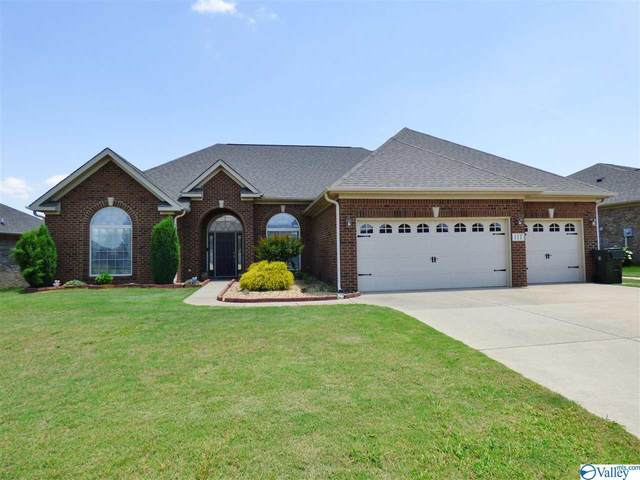 117 Brentstone Way, Meridianville, AL 35759 (MLS #1144827) :: Revolved Realty Madison