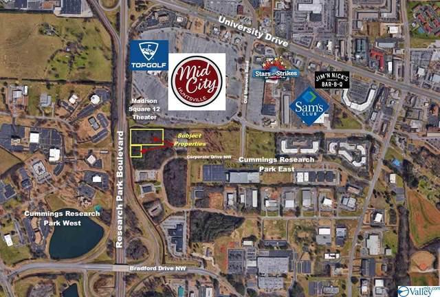 0000 Research Park Blvd, Huntsville, AL 35805 (MLS #1144884) :: Legend Realty