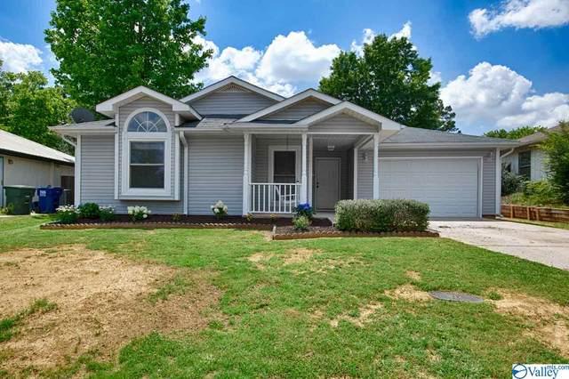 105 Willow Bluff Drive, Madison, AL 35757 (MLS #1144956) :: Legend Realty
