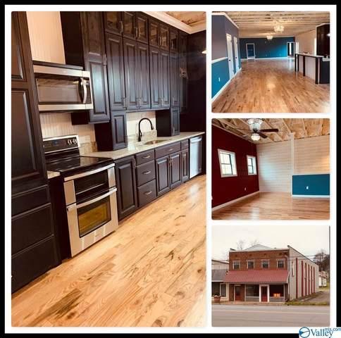 1314 Gunter Avenue, Guntersville, AL 35976 (MLS #1145003) :: Amanda Howard Sotheby's International Realty
