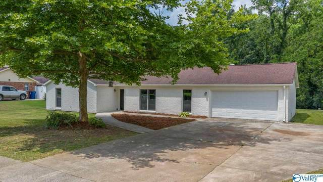 7510 Logan Drive, Huntsville, AL 35802 (MLS #1145019) :: Revolved Realty Madison