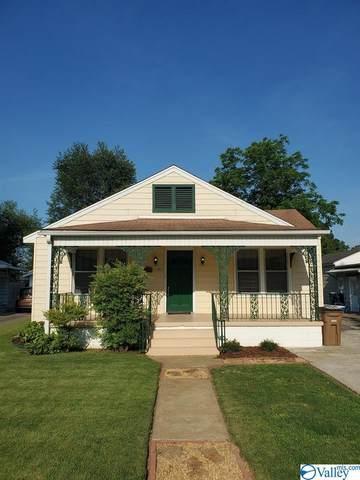 1110 8TH AVENUE, Decatur, AL 35601 (MLS #1145035) :: Capstone Realty