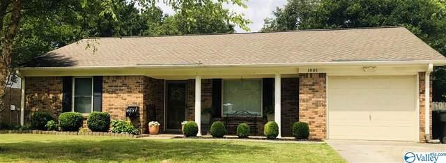 1801 Chandler Court, Decatur, AL 35603 (MLS #1145042) :: Amanda Howard Sotheby's International Realty