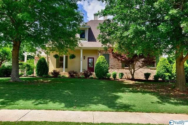 106 Crownridge Drive, Madison, AL 35756 (MLS #1145046) :: Capstone Realty