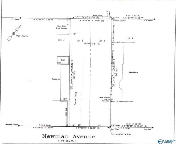 0 SE Newman Avenue, Huntsville, AL 35801 (MLS #1145065) :: RE/MAX Distinctive | Lowrey Team