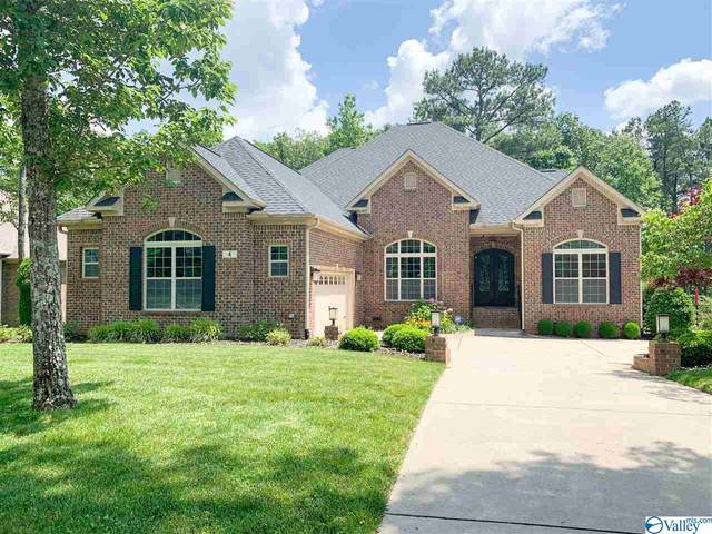 4 Bluff View Drive, Huntsville, AL 35803 (MLS #1145110) :: Amanda Howard Sotheby's International Realty