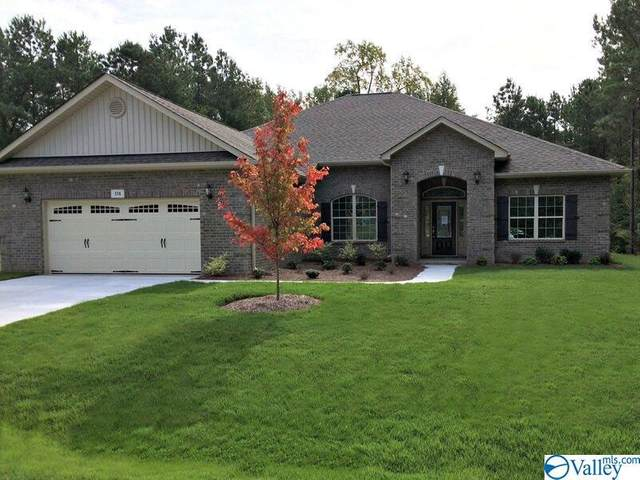16095 Bruton Drive, Harvest, AL 35749 (MLS #1145480) :: Coldwell Banker of the Valley