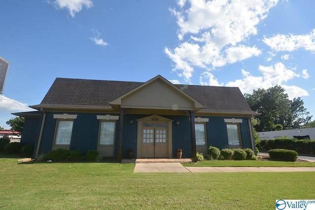 3201 Governors Drive, Huntsville, AL 35805 (MLS #1145612) :: MarMac Real Estate