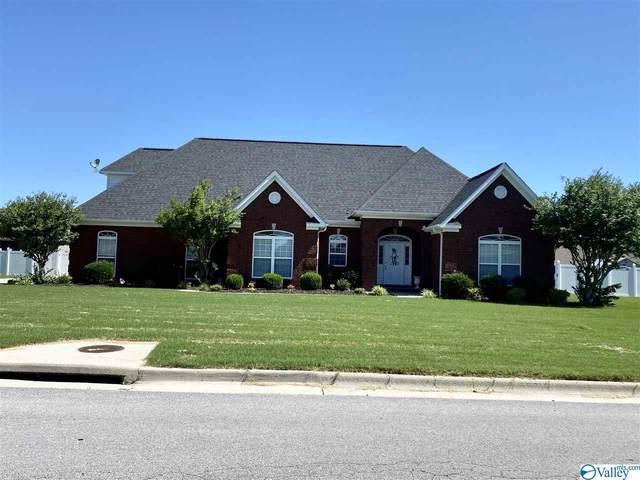 25 Braxton Court, Decatur, AL 35603 (MLS #1145721) :: Legend Realty