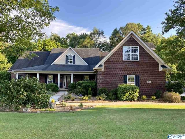 161 Edenshire Drive, Huntsville, AL 35811 (MLS #1145861) :: RE/MAX Unlimited