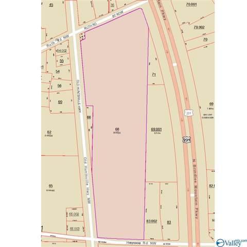 205 Old Huntsville Highway, Arab, AL 35016 (MLS #1146154) :: Amanda Howard Sotheby's International Realty