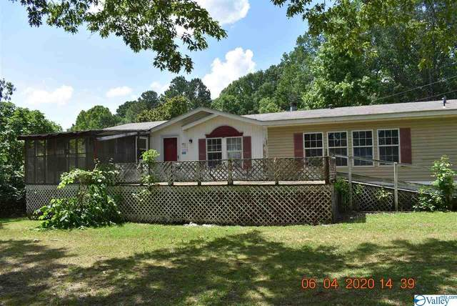 55 County Road 743, Cedar Bluff, AL 35959 (MLS #1146225) :: RE/MAX Distinctive | Lowrey Team