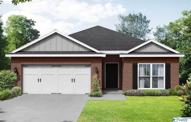 177 Cherry Laurel Drive, Hazel Green, AL 35759 (MLS #1146350) :: Amanda Howard Sotheby's International Realty