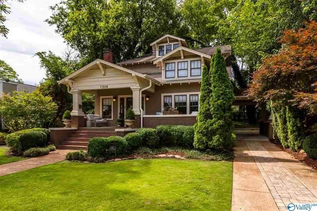 1208 Randolph Avenue, Huntsville, AL 35801 (MLS #1146890) :: Capstone Realty