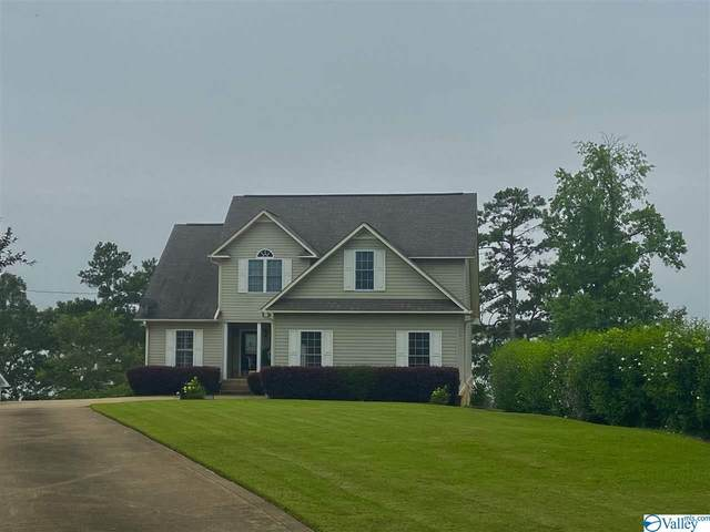 215 County Road 227, Leesburg, AL 35983 (MLS #1146896) :: Coldwell Banker of the Valley