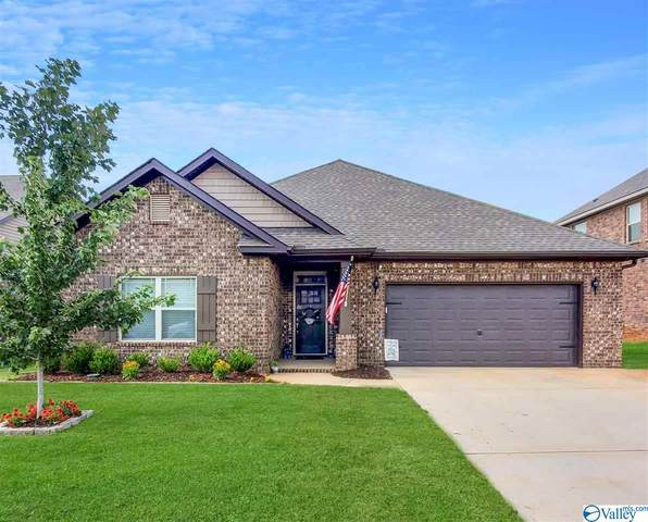 209 Iron Circle, Meridianville, AL 35759 (MLS #1146979) :: Coldwell Banker of the Valley