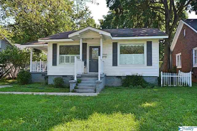 2403 SE Whitesburg Drive, Huntsville, AL 35801 (MLS #1146992) :: RE/MAX Unlimited