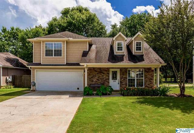 105 Postwood Court, Madison, AL 35758 (MLS #1147061) :: Coldwell Banker of the Valley