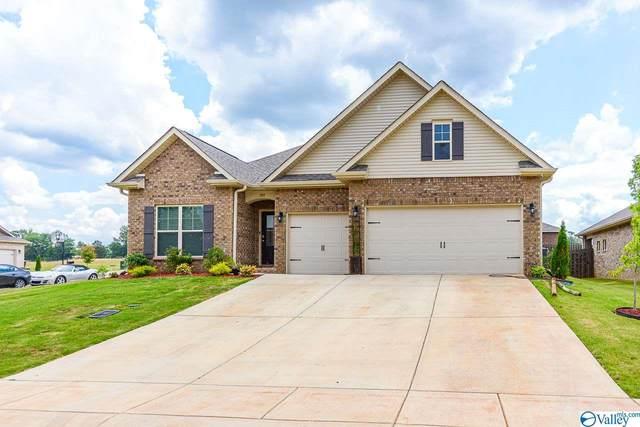 289 Falcon Ridge Drive, New Market, AL 35761 (MLS #1147156) :: Capstone Realty