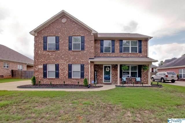 142 Tindall Drive, Huntsville, AL 35806 (MLS #1147199) :: Coldwell Banker of the Valley