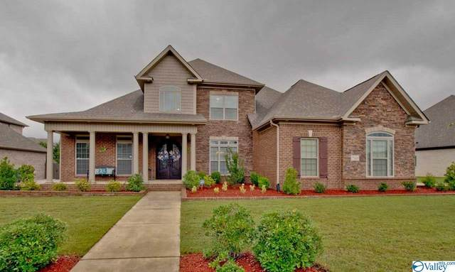 7549 Parktrace Lane, Owens Cross Roads, AL 35763 (MLS #1147228) :: Coldwell Banker of the Valley