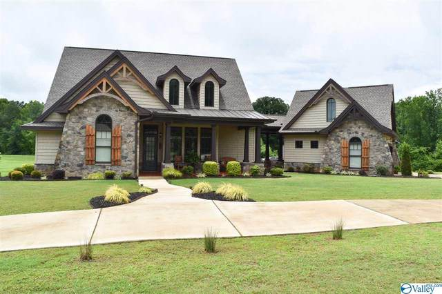 260 Bethel Circle, Hartselle, AL 35640 (MLS #1147251) :: Legend Realty
