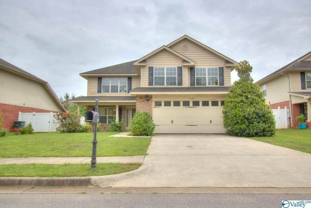 2526 Oak Place Drive, Huntsville, AL 35803 (MLS #1147265) :: Coldwell Banker of the Valley