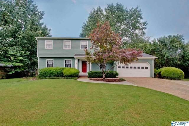 4008 Dobbs Drive, Huntsville, AL 35802 (MLS #1147275) :: Coldwell Banker of the Valley