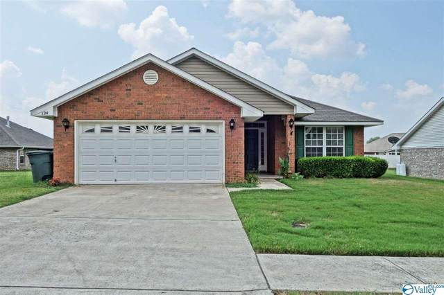 124 Herrick Drive, Huntsville, AL 35824 (MLS #1147300) :: Rebecca Lowrey Group