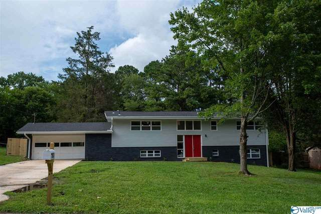 613 Mountain Gap Drive, Huntsville, AL 35803 (MLS #1147314) :: Coldwell Banker of the Valley