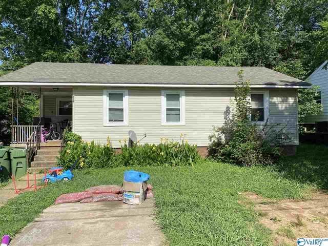 218 Richmond Drive, Huntsville, AL 35811 (MLS #1147424) :: Legend Realty