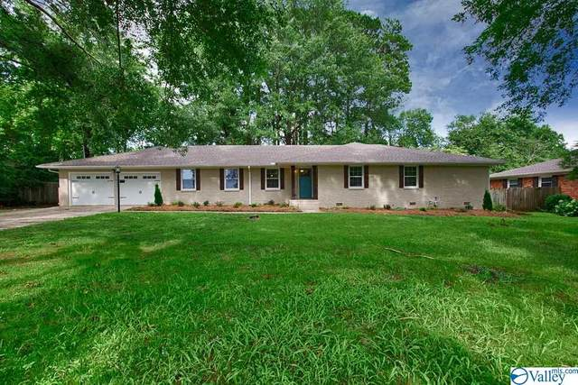 3205 Beverly Drive, Huntsville, AL 35801 (MLS #1147439) :: Legend Realty