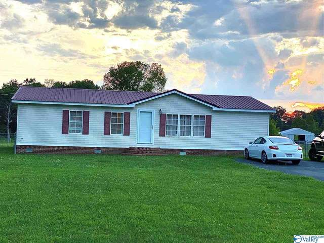 805 Scant City Road, Guntersville, AL 35976 (MLS #1147451) :: Capstone Realty