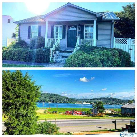 1636 Blount Avenue, Guntersville, AL 35976 (MLS #1147455) :: RE/MAX Distinctive | Lowrey Team
