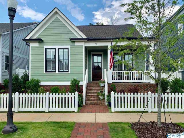 76 Hillcrest Avenue, Huntsville, AL 35806 (MLS #1147460) :: Amanda Howard Sotheby's International Realty
