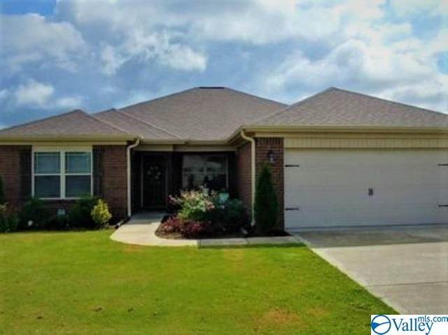 109 Stratman Drive, New Hope, AL 35760 (MLS #1147467) :: RE/MAX Distinctive | Lowrey Team